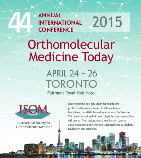 Orthomolecular Medicine Today Conference