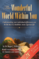 The Wonderful World Within You: Your Inner Nutritional Environment